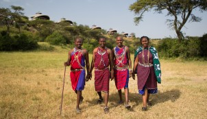 Immerse in Masaai Culture