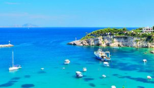 TOP DESTINATIONS IN THE MEDITERRANEAN