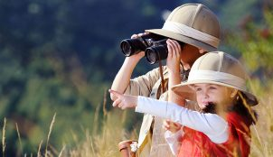KIDS ON SAFARI – ULUSABA