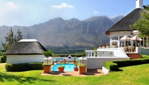 ESCAPE TO THE WINELANDS