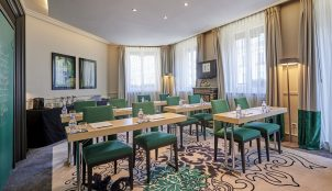 Meetings and Events at Edouard VII