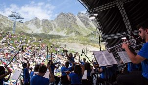 Classical Music in the Heart of the Alps